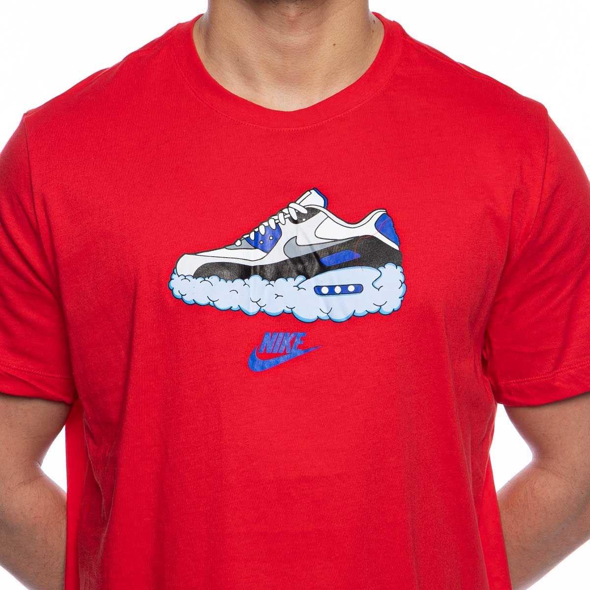Nike Air Max 90 T Shirt White