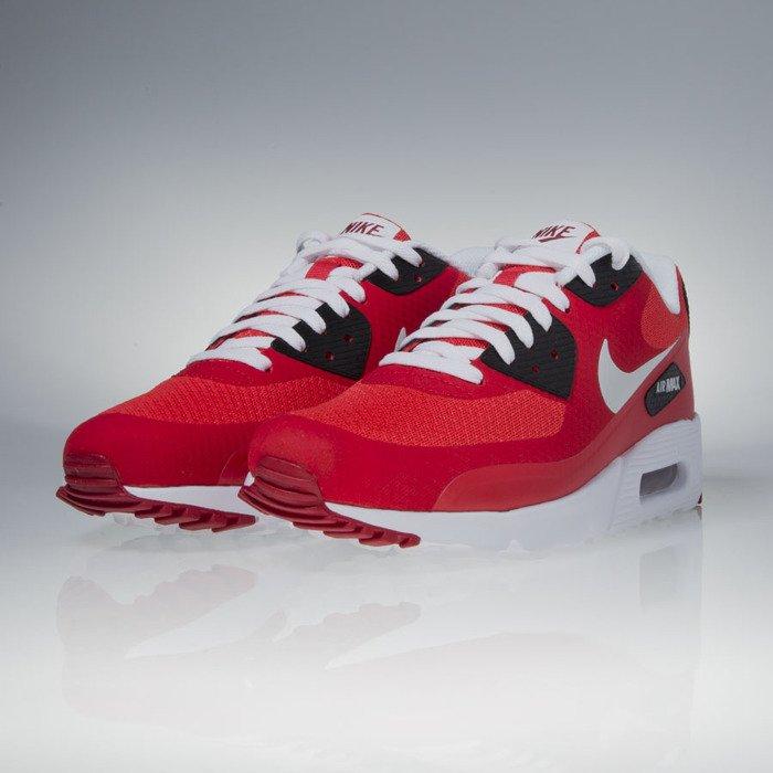Nike Air Max 90 Ultra Essential Action Red Platinum Black