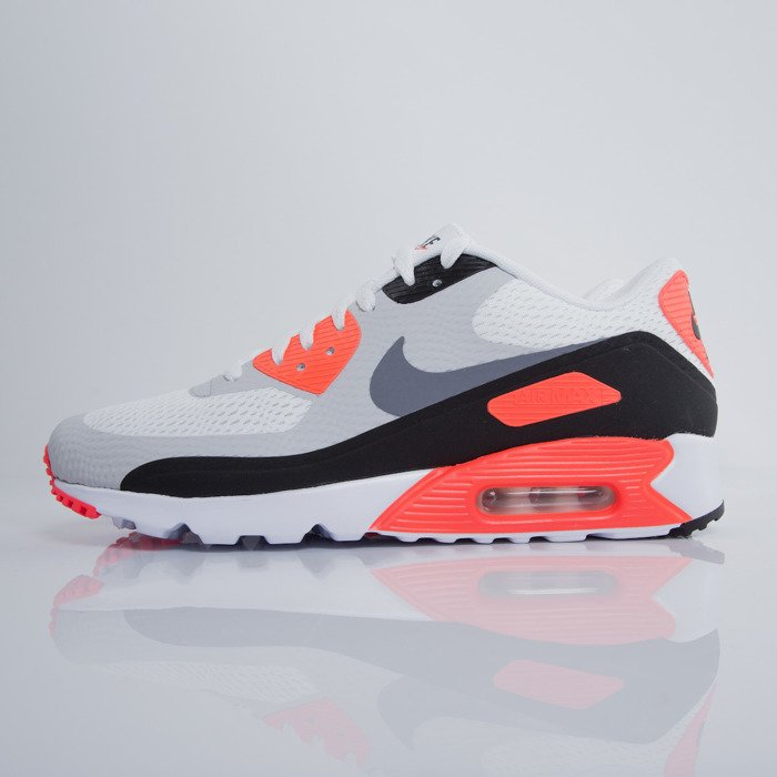 nike air max 90 ultra white cool grey infrared