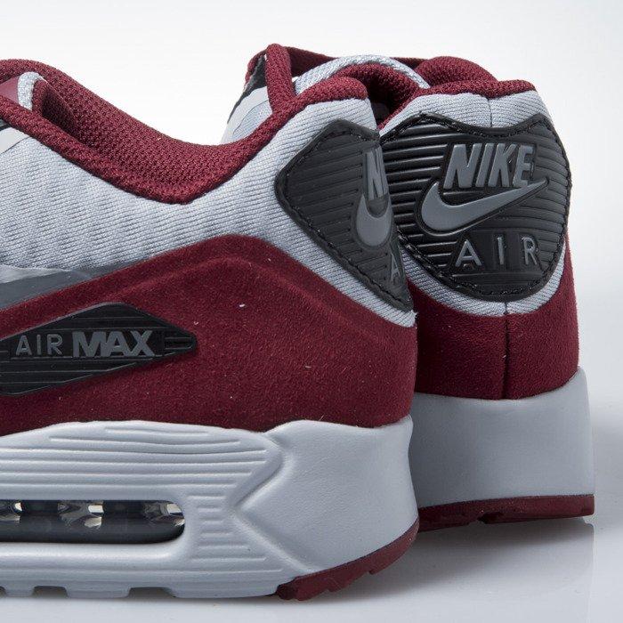 ... Nike Air Max 90 Ultra Essential wolf grey   dk grey-black-tm rd ... c141653e5