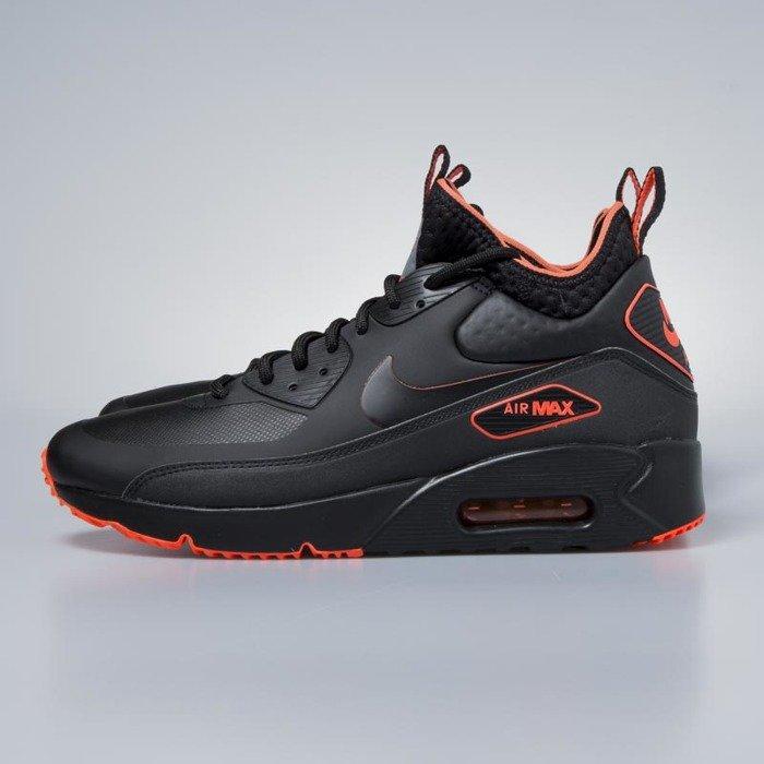 Nike AIR MAX 90 ULTRA MID WINTER Schwarz Kostenloser