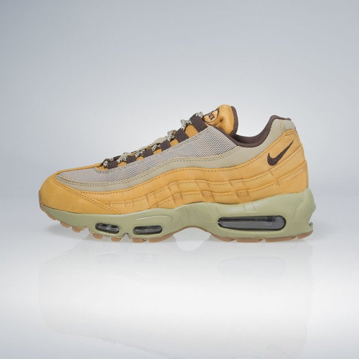 aeb95e22d97c ... Nike Air Max 95 Premium bronze   baroque brown-bamboo 538416-700 ...