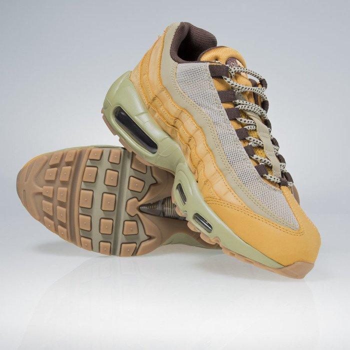 sports shoes 6b7d2 9ed9c ... Nike Air Max 95 Premium bronze   baroque brown-bamboo 538416-700 ...