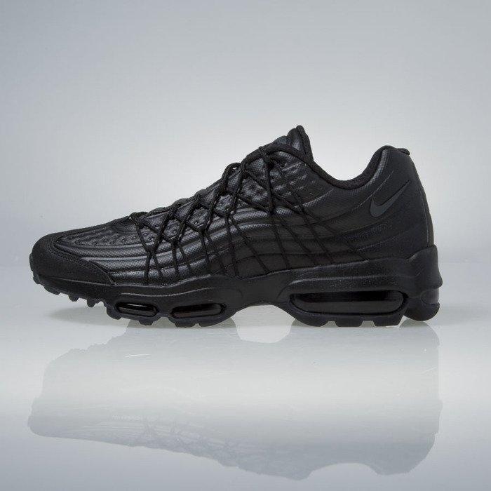 sneakers for cheap ca48d e8a74 ... Nike Air Max 95 Ultra Se Premium black  mtlc hematite-black 858965-001  ...