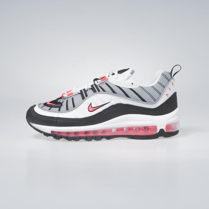 4dcd9af869 Nike Air Max 98 white/solar red-dust AH6799-104 | Bludshop.com