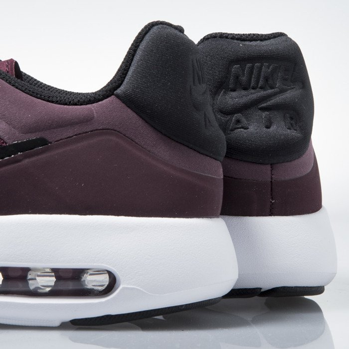 ... Nike Air Max Modern Essential night maroon / black-gym red (844874-600  ...