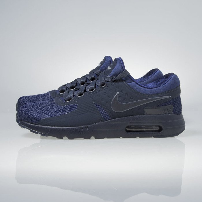1ad5ddb60a9 Nike Air Max Zero Qs binary blue   obsidian-blue fox 789695-400 ...