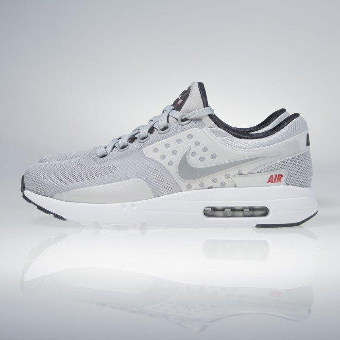 on sale 601f8 78989 Nike Air Max Zero Qs metallic silver 789695-002 ...