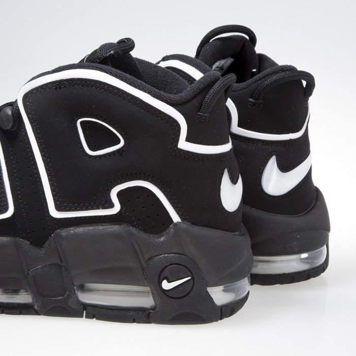 100% authentic 5fc78 dc09e Nike Air More Uptempo black  white-black (414962-002) ...