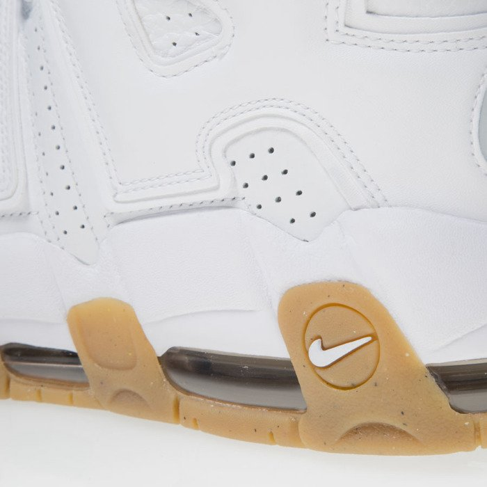 check out f0656 c50d8 ... Nike Air More Uptempo white  white  light brown (414962-103) ...