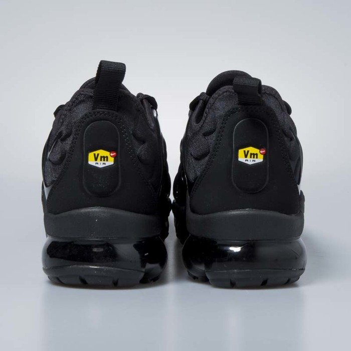 db4dbe14eea ... Nike Air VaporMax Plus black   black - dark grey 924453-004 ...