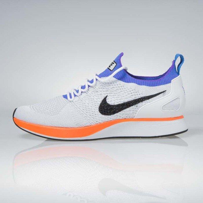 best service 877cc 54222 Nike Air Zoom Mariah Flyknit Racer white   hyper crimson 918264-100    Bludshop.com