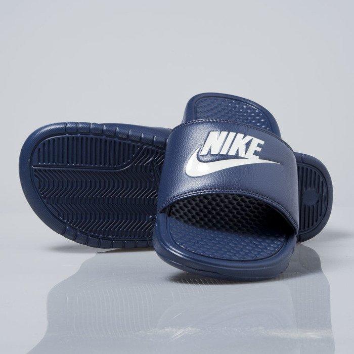 Nike Benassi Jdi Curseurs Dans La Marine 343880-403 - Bleu kLbCpafJ