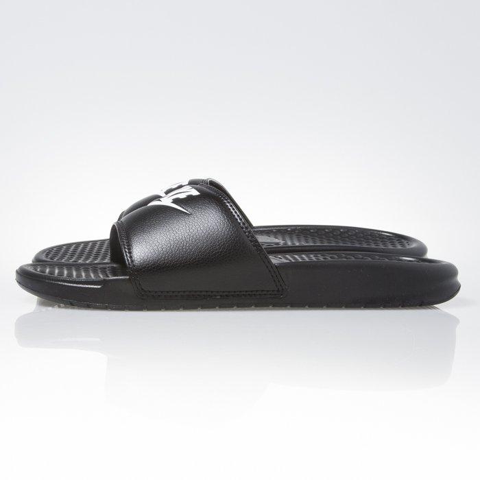 ... Nike Benassi Jdi black / white (343880-090) ...