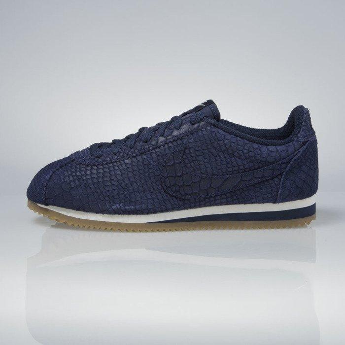 Nike Classic Cortez Leather Premium midnight navy 861677 400