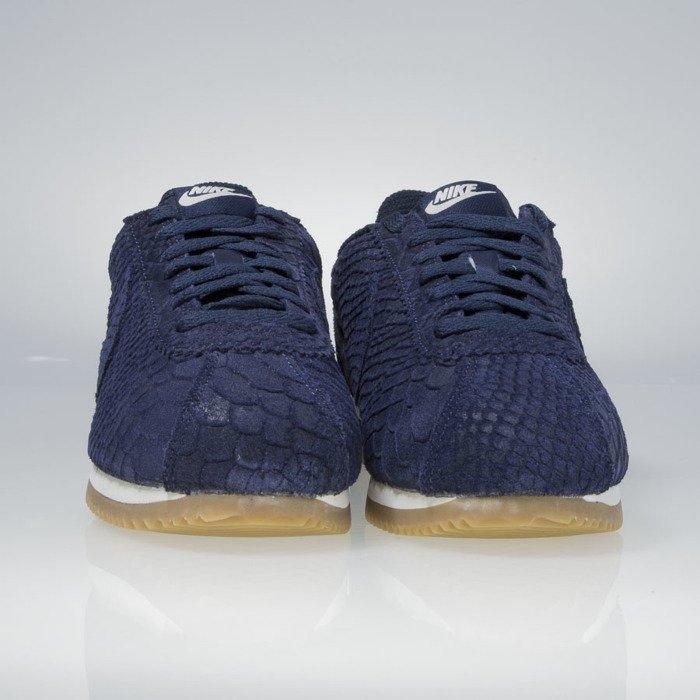 ... Nike Classic Cortez Leather Premium midnight navy 861677-400 ... 3e8e552788d3