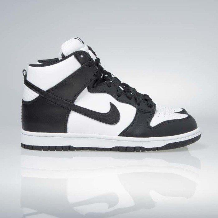 Nike Dunk Retro black / black-white 846813-002 ...