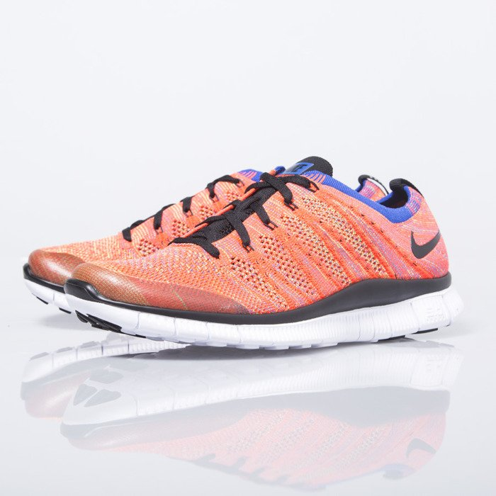 low priced bacc0 0b21a ... Nike Free Flyknit Nsw brght crmsn (599459-601) ...