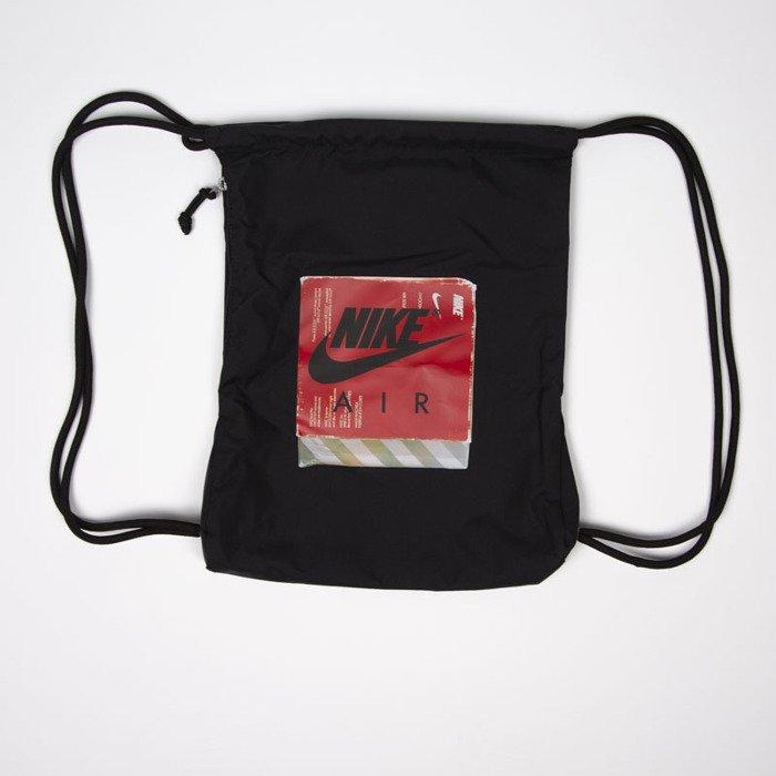 único Engreído Crítico  Nike Heritage Gymsack black | Bludshop.com