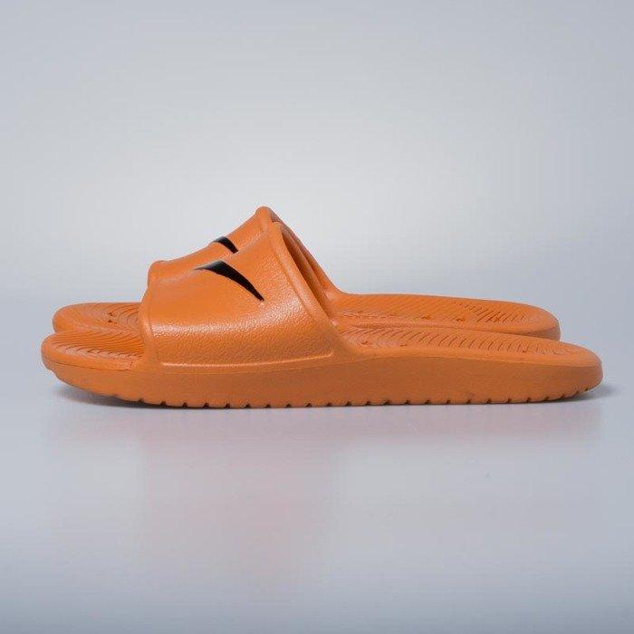 save off 6df03 ee6c3 ... Nike Kawa Shower solar orange  black 832528-800 ...