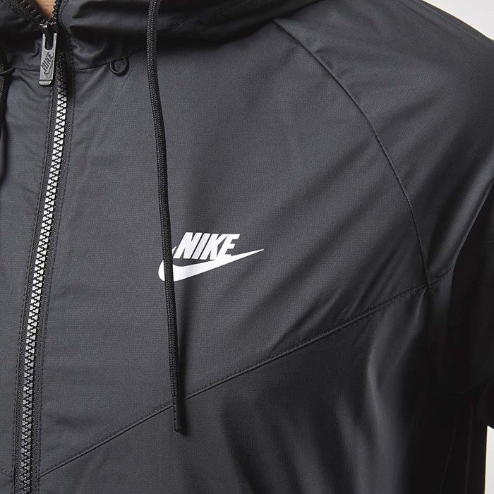 the best attitude 8fecd 02493 ... Nike NSW Windrunner Jacket black 727324-010 ...