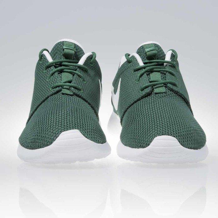sports shoes e226c 8819d ... Nike Roshe One gorge green  white (511881-313) ...