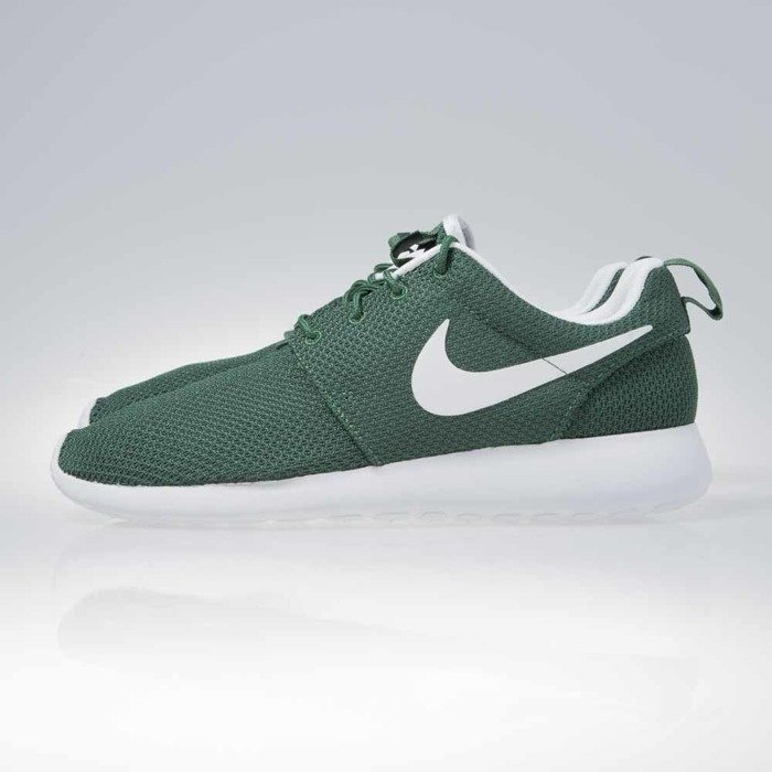 huge selection of d03cd dbe90 Nike Roshe One gorge green / white (511881-313)