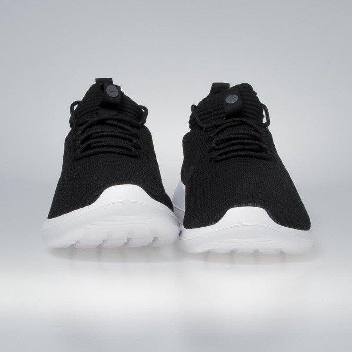c7e243ed11f ... Nike Roshe Two Flyknit V2 black   anthracite - black - white 918263-002  ...