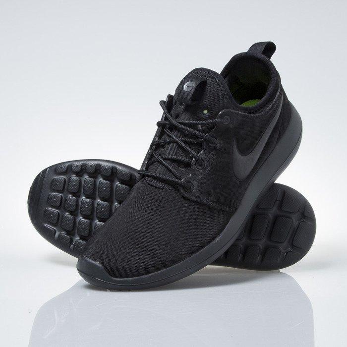 separation shoes 9b8b3 c1586 ... Nike Roshe Two black  black (844656-001) ...