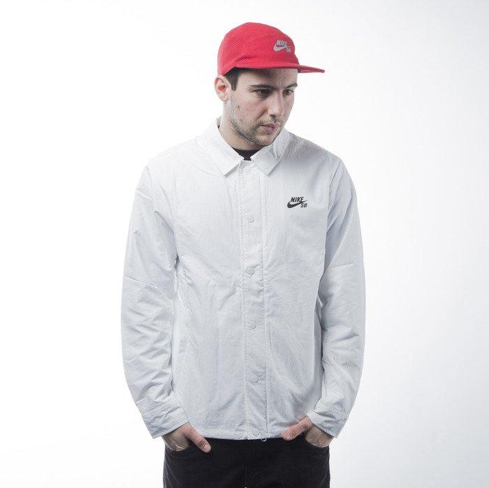828870b0a0 ... Nike SB Coaches Jacket white (724258-100) ...