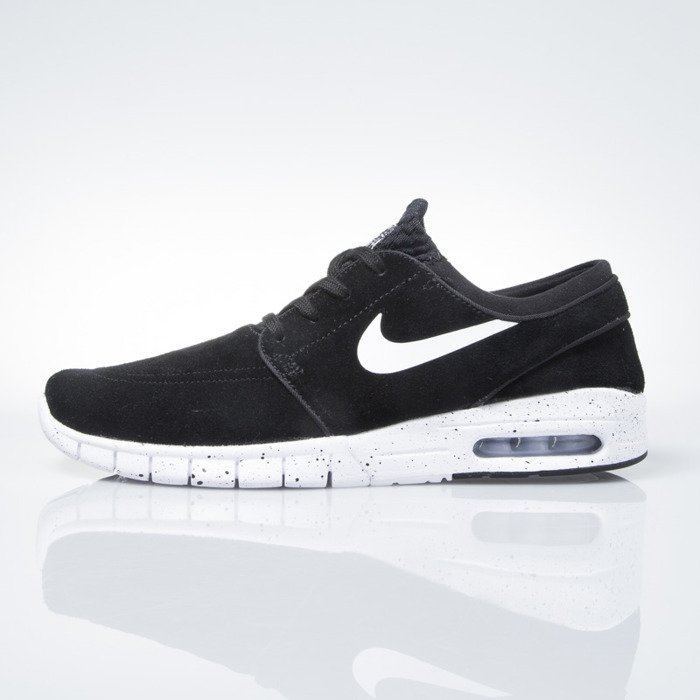 8f8fad65 Nike SB Stefan Janoski Max L black white (685299-002) ...