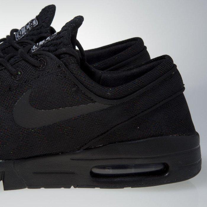 detailed look 5966d 7c7f5 ... Nike SB Stefan Janoski Max Premium black   black-photo blue-white ( 807497 ...