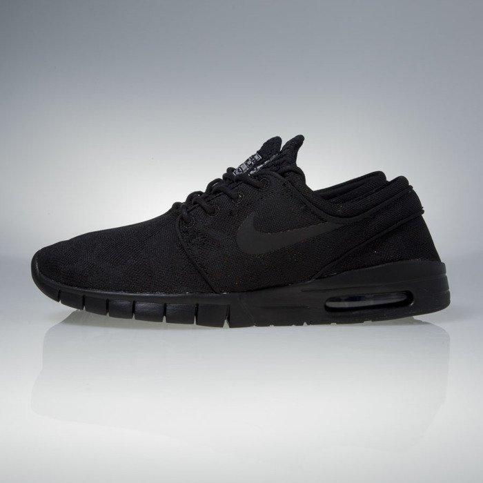 new style 7d503 f5ec9 Nike SB Stefan Janoski Max Premium black   black-photo blue-white (807497- 004)   Bludshop.com