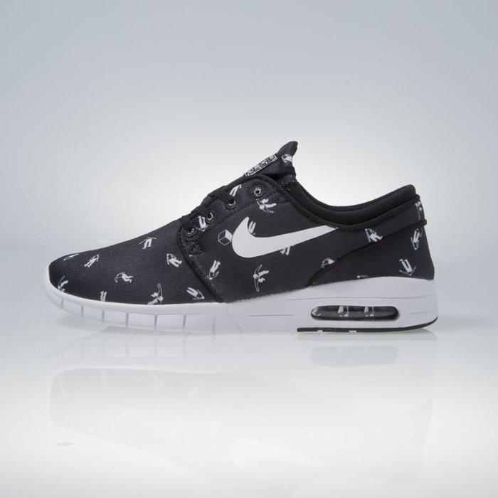 ... Nike SB Stefan Janoski Max Prm black / white-black (807497-010) ...