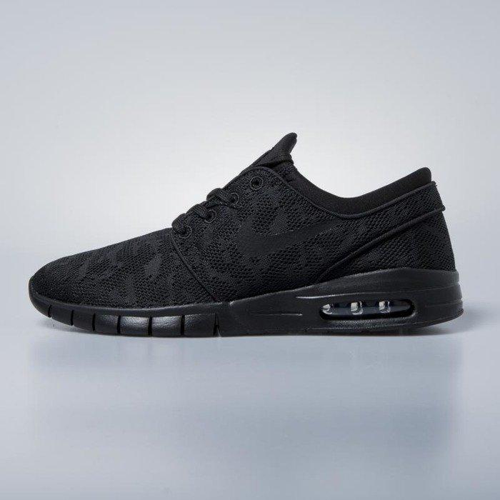 e8f10d10 Nike SB Stefan Janoski Max black / black - anthracite 631303-099    Bludshop.com
