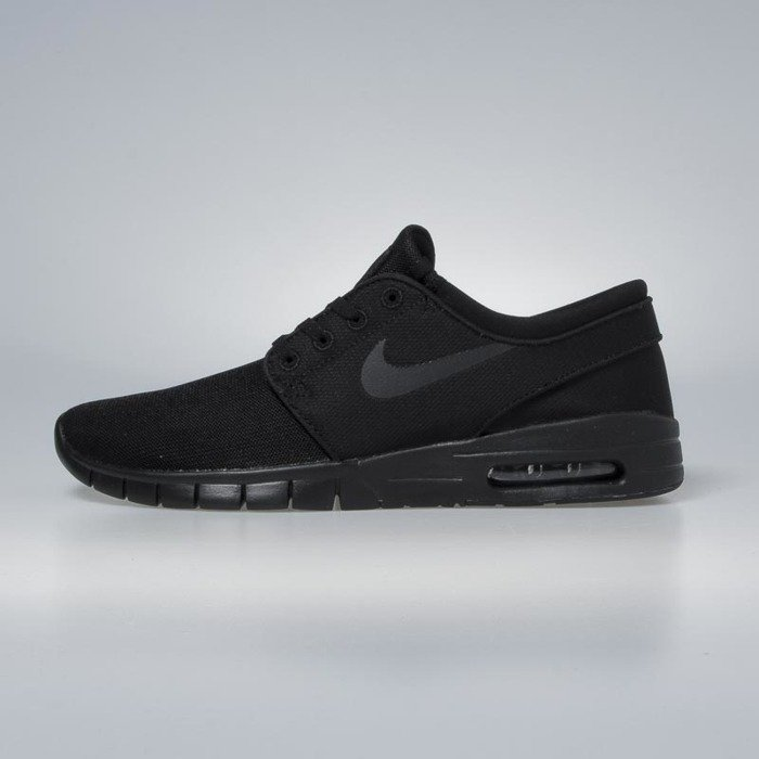 buy popular b2263 bcfef ... Nike SB Stefan Janoski Max black   black - anthracite - black  631303-007 ...