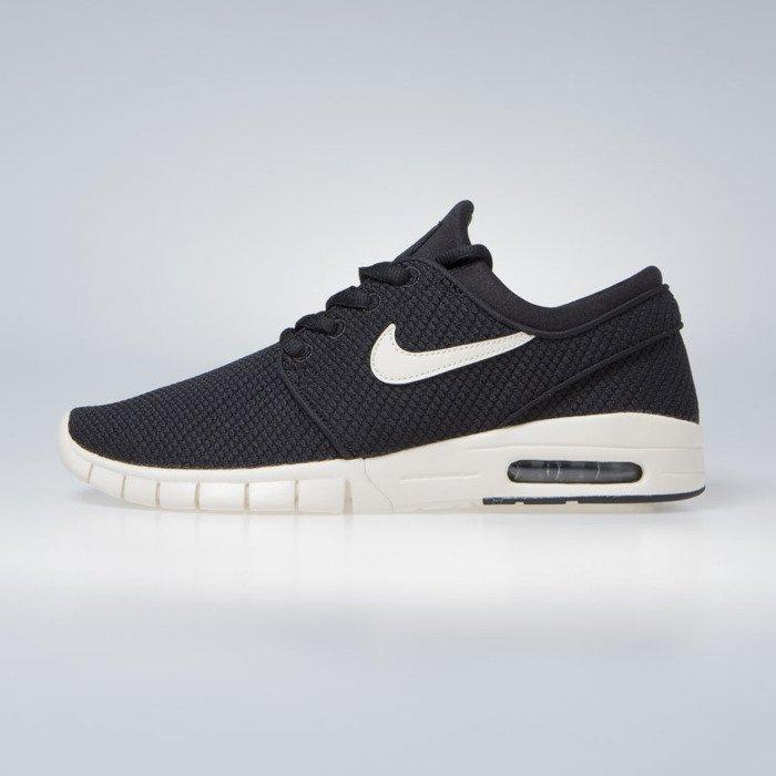 new product 87075 da8dd ... Nike SB Stefan Janoski Max black   light cream (631303-032) ...