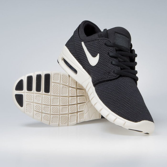 c11fbd43410c ... Nike SB Stefan Janoski Max black   light cream (631303-032) ...