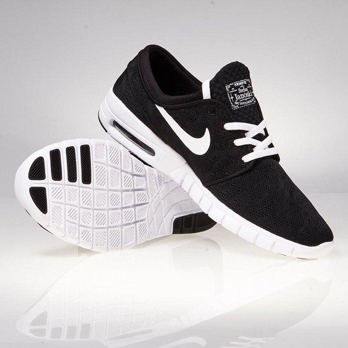 low cost 87899 41413 ... Nike SB Stefan Janoski Max black   white 631303-010 ...