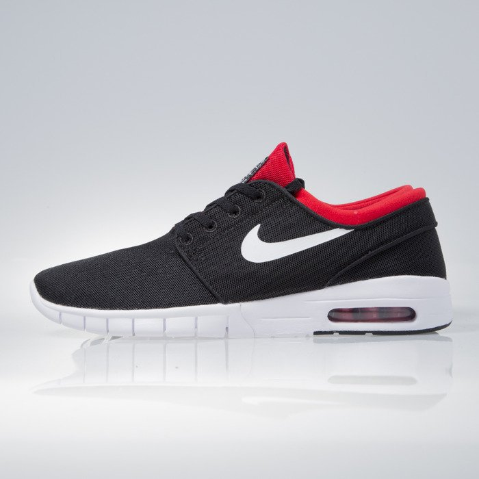 sneakers for cheap e70c3 117d7 ... Nike SB Stefan Janoski Max black   white-university red (631303-016) ...