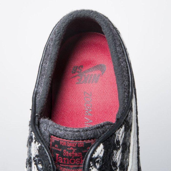 ... Nike SB Stefan Janoski Warmth black / ivory-gym red 685277-016 ...