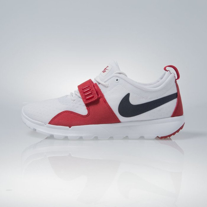 brand new cf686 817a1 ... Nike SB Trainerendor white   obsidian-university red (616575-146) ...