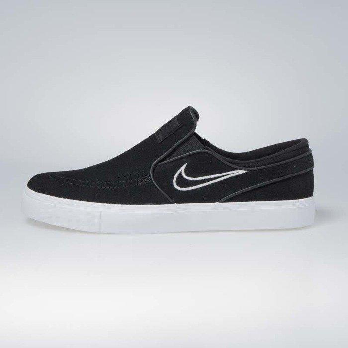 04f21e38576 ... Nike SB Zoom Stefan Janoski Slip black   light bone - white 833564-004  ...