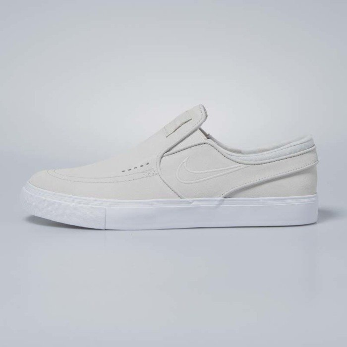 Nike SB Zoom Stefan Janoski Slip white  light bone - white 833564-100  b2dd73f3ad3bd