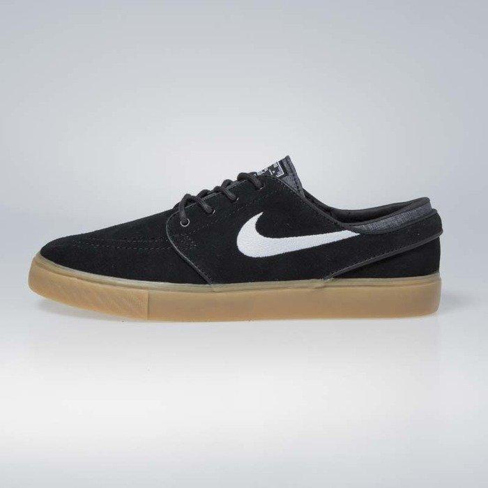 eef9e5461511 Nike SB Zoom Stefan Janoski black   white - gum light brown 333824-021