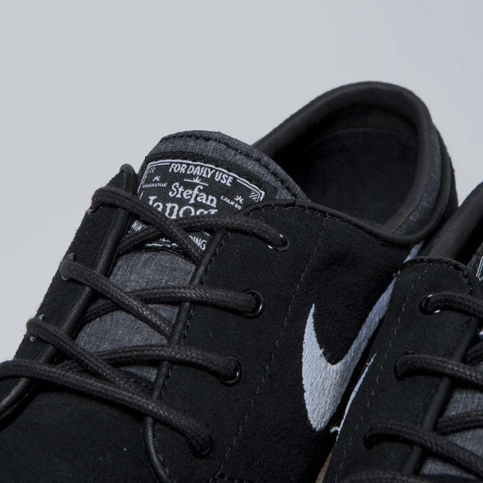 ... Nike SB Zoom Stefan Janoski black / white - gum light brown 333824-021  ...