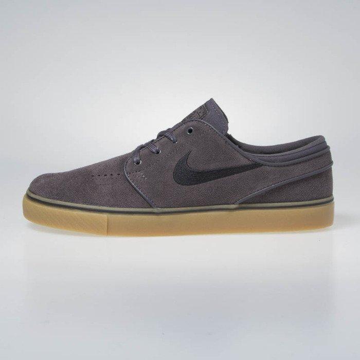 new product c1694 3a125 ... Nike SB Zoom Stefan Janoski thunder gray black (333824-069) ...