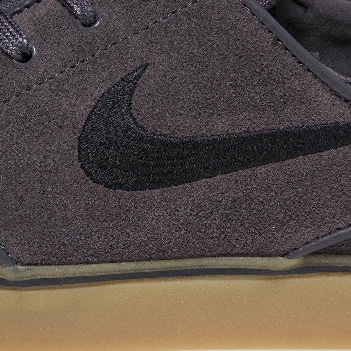 new product 16972 2c4f7 ... Nike SB Zoom Stefan Janoski thunder gray black (333824-069) ...