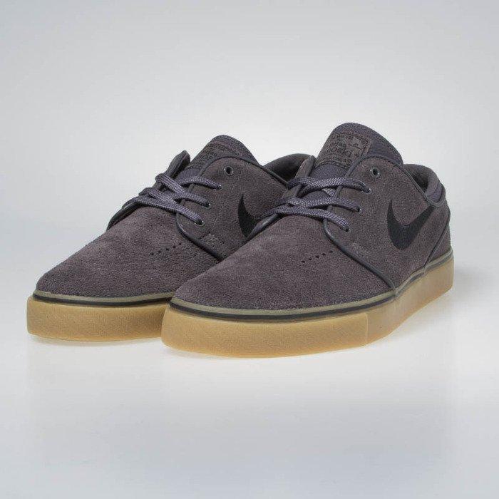 07ceeb53f72 ... Nike SB Zoom Stefan Janoski thunder gray black (333824-069) ...