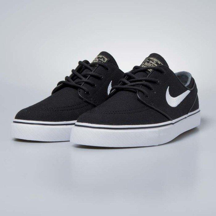 ... Nike Sb Zoom Stefan Janoski CNVS black   white - gum light brown 615957- 028 ... 8d38acee3